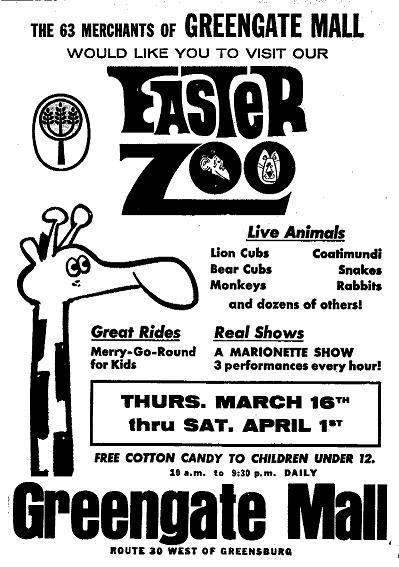 Easter Zoo
