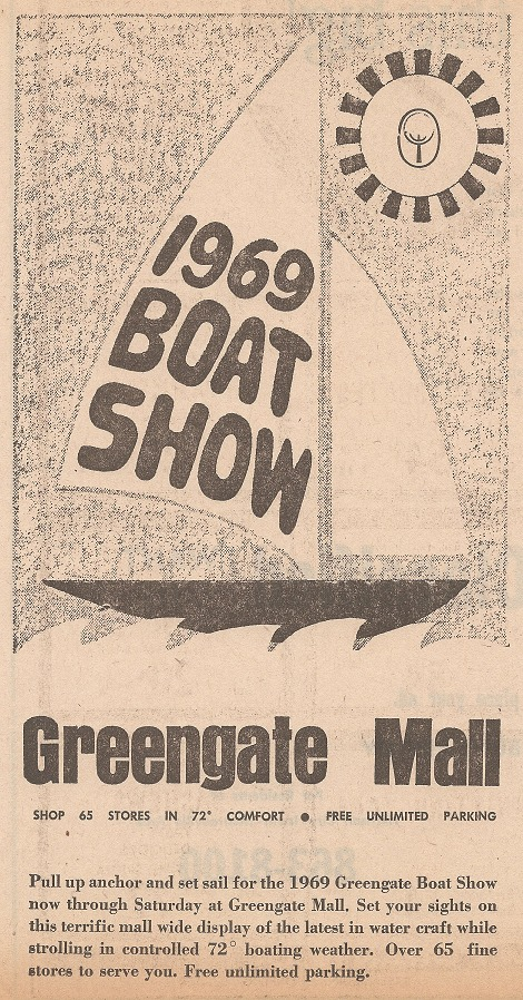 1969 Boat Show