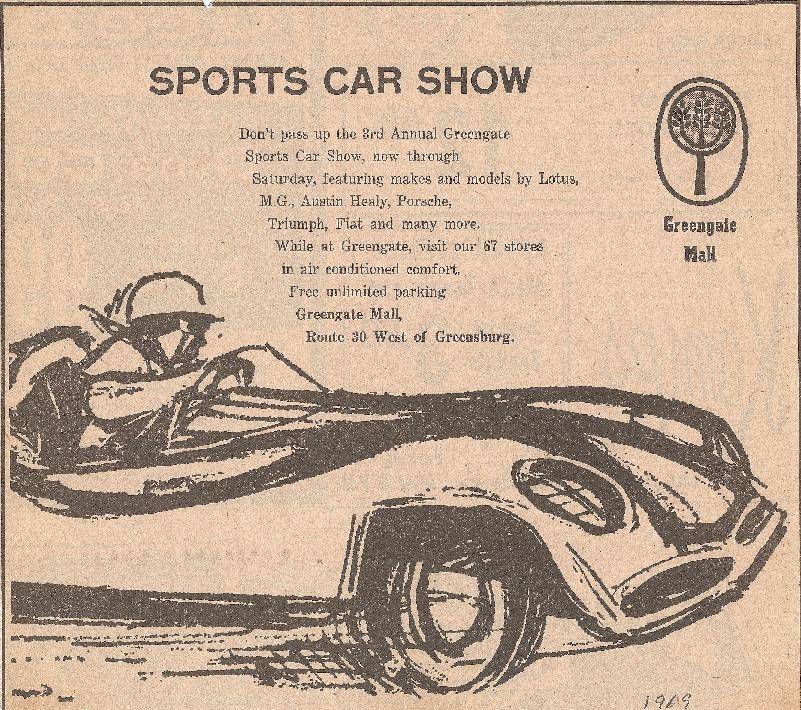 Sports Car Show