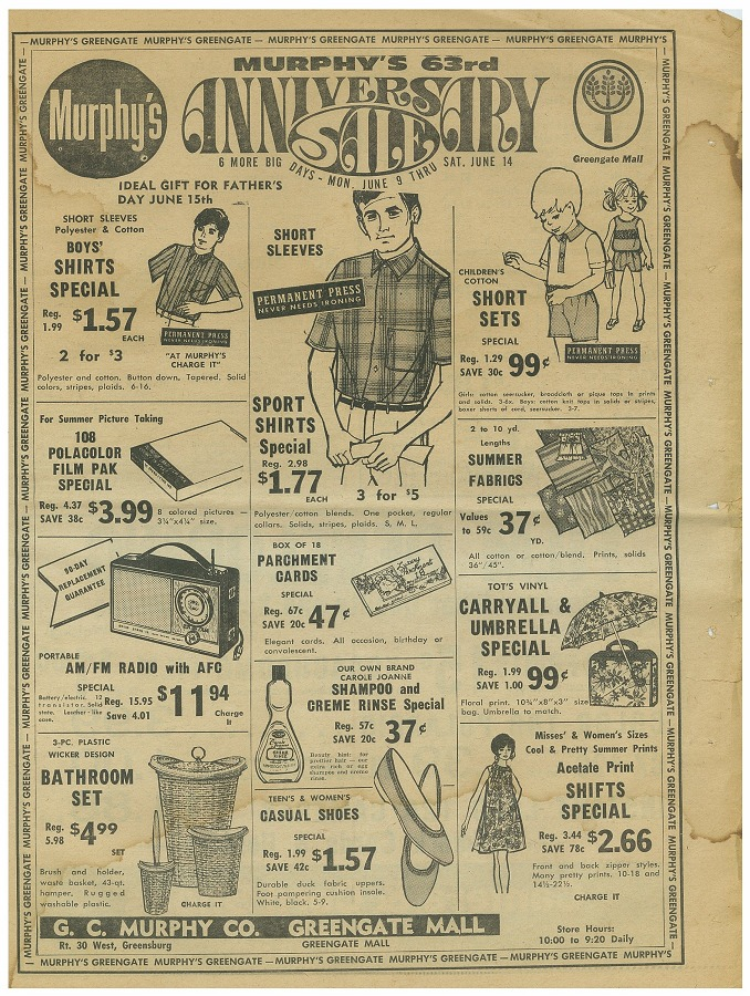 Newspaper Circular - Page 11 (June 3, 1969)