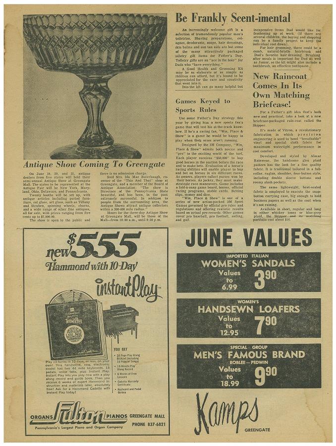 Newspaper Circular - Page 16 (June 3, 1969)