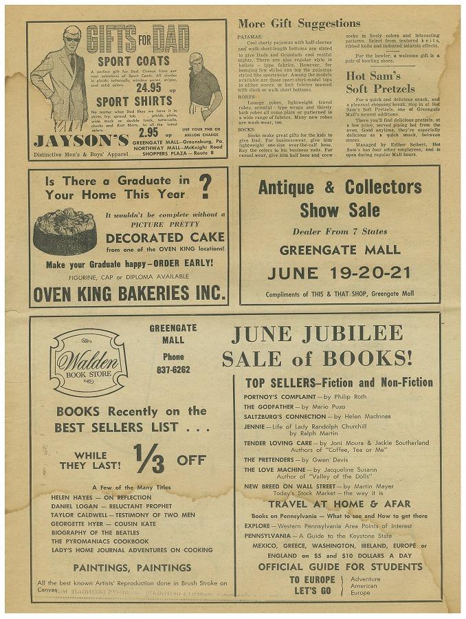 Newspaper Circular - Page 10 (June 3, 1969)