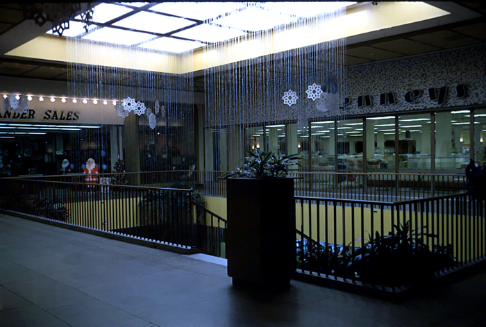 J.C. Penney Court (Upper Level)