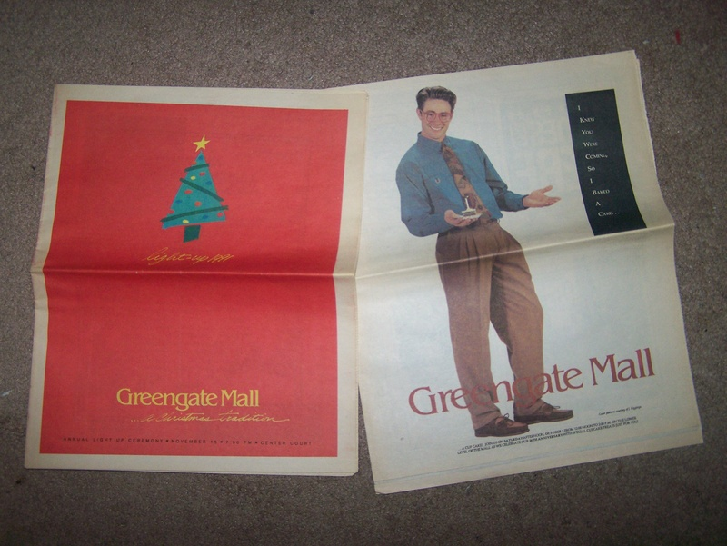 Greengate Mall Newspaper Circulars